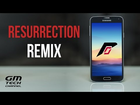 Resurrection Remix Nougat for Galaxy S5 (KLTE)(Android 7 1 1)