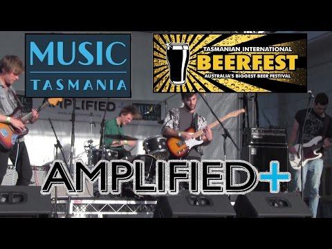The Phosphenes | Live at Hobart International Beerfest 2014 | Music Tasmania Amplified+ Stage