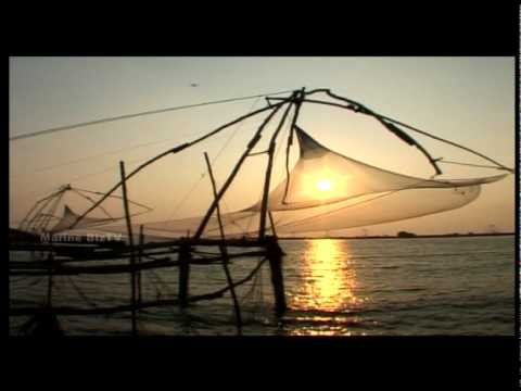 Chinese Fishing Nets - Vestiges of a Fishing Legacy