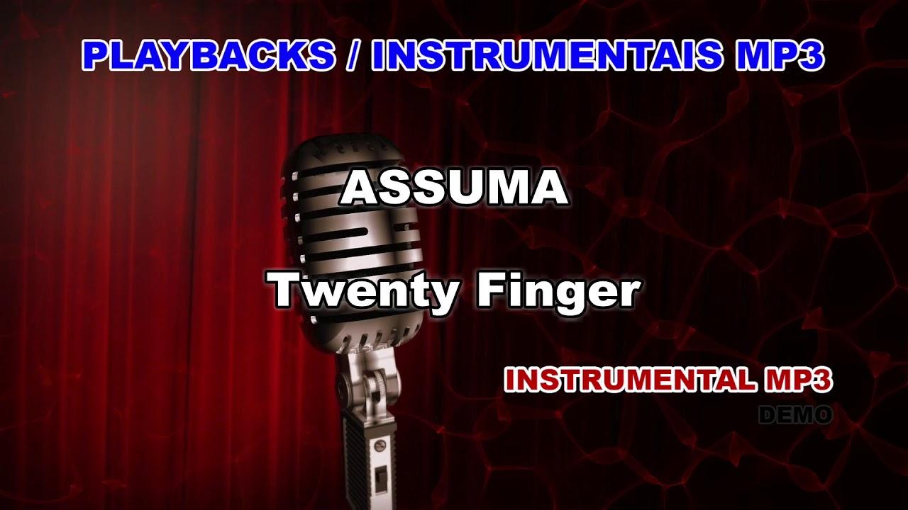 musica de twenty fingers assuma