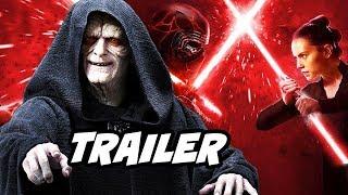 Star Wars Episode 9 Trailer - Rise of Skywalker Easter Eggs Breakdown