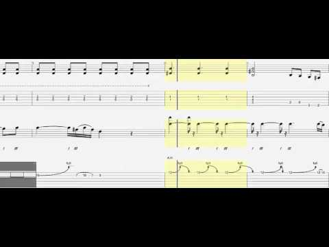 White Lion Broken Heart guitar tab - YouTube