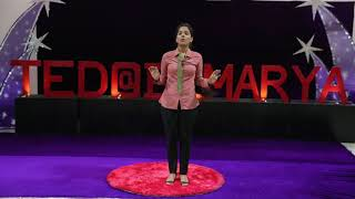 Dealing With Criticism | Samridhi Sharma | TED Ed Club @ BCM ARYA