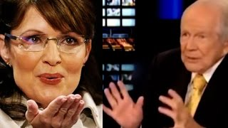 Pat Robertson On Sarah Palin In Trump Cabinet: 'Heaven Help Us From That! Terrible! Terrible!'