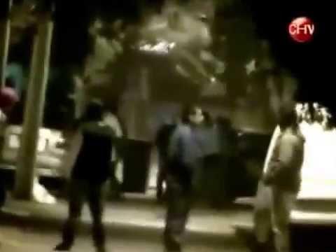 Delincuencia y narcotrafico en Santiago de Chile