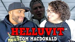 """MY DAD REACTS TO Tom MacDonald - """"Helluvit"""" REACTION"""