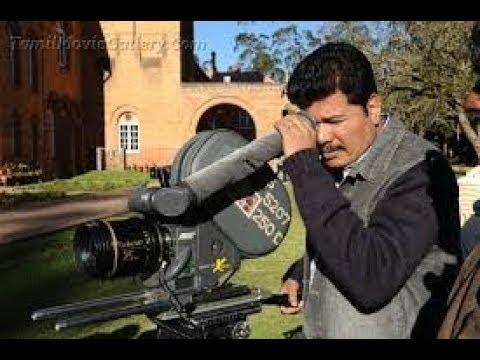 Shankar | Indian Film Director |  Biodata Shortly