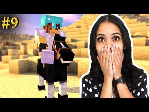 We Hebben Oreo en Peper Gevonden! 😱😍 - Magie Survival #9 - Minecraft