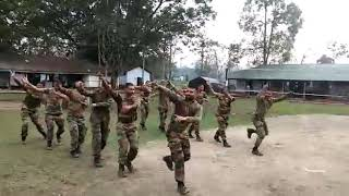 Indian ARMY gujrati song dance