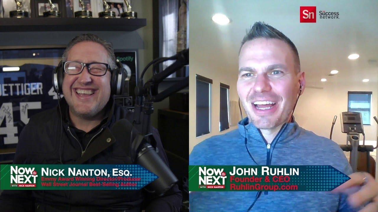 Now to Next with Nick Nanton Feat. John Ruhlin