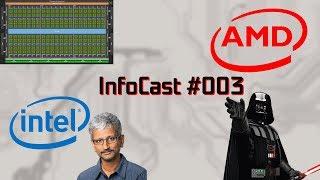 InfoCast #003 | Скандалы с EA, intel + AMD и другие новости ноября