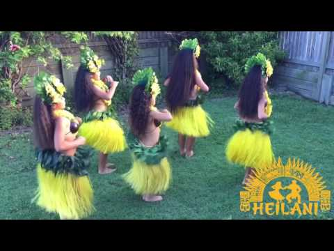 Tahitian Dancers Australia from Heilani Polynesian School of Arts Promotional Performance Team