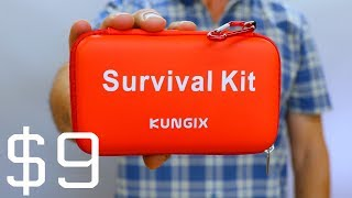 Testing The Cheapest Survival Kit On AMAZON thumbnail