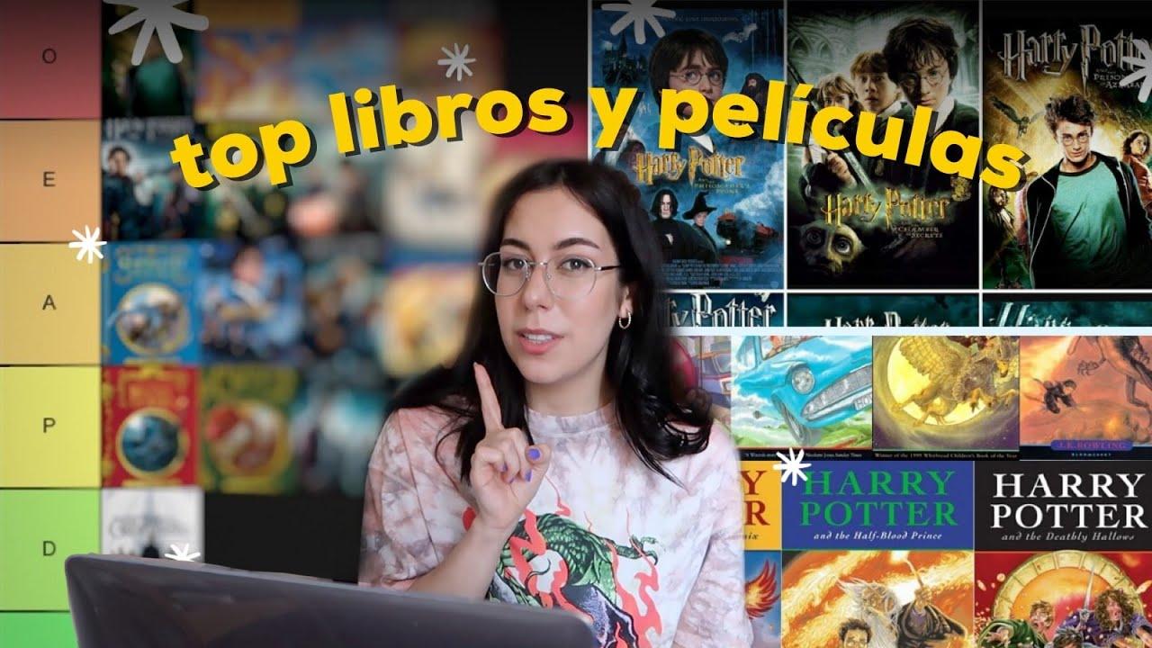 ranking de las películas y libros de Harry Potter | Porexpan