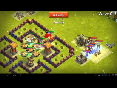 Castle Clash - How To Guide - Town Hall 12