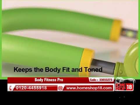 Homeshop18.com - Body Fitness Pro By ASP Healthcare