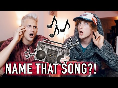 Thumbnail: 90's MUSIC TRIVIA CHALLENGE! GUESS THAT SONG?!