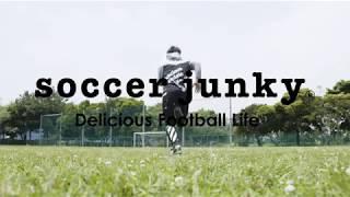 soccer junky 2018FW PV1