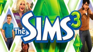 SIMS 3 - FULL GAME Playthrough Lets Play - No Commentary HD Gameplay Walkthrough Part 1 PC
