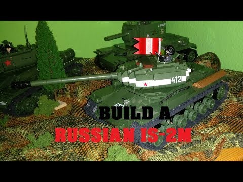 Cobi Small Army IS-2M