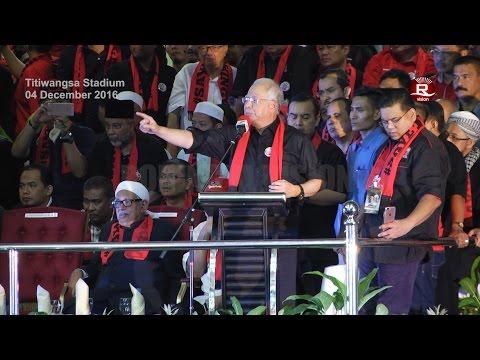 Prime Minister Dato Sri Najib Tun Razak Full Speech