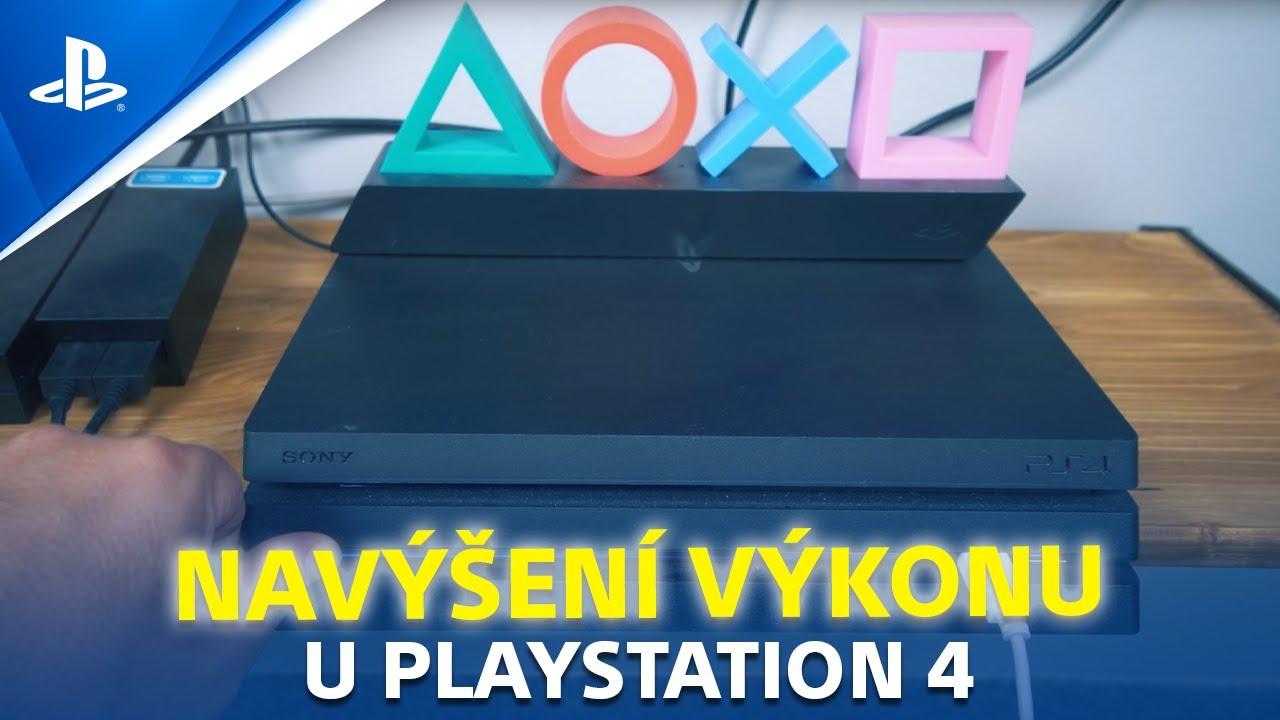 Máš PlayStation 4? TAK UDĚLEJ TOHLE! | Infobox