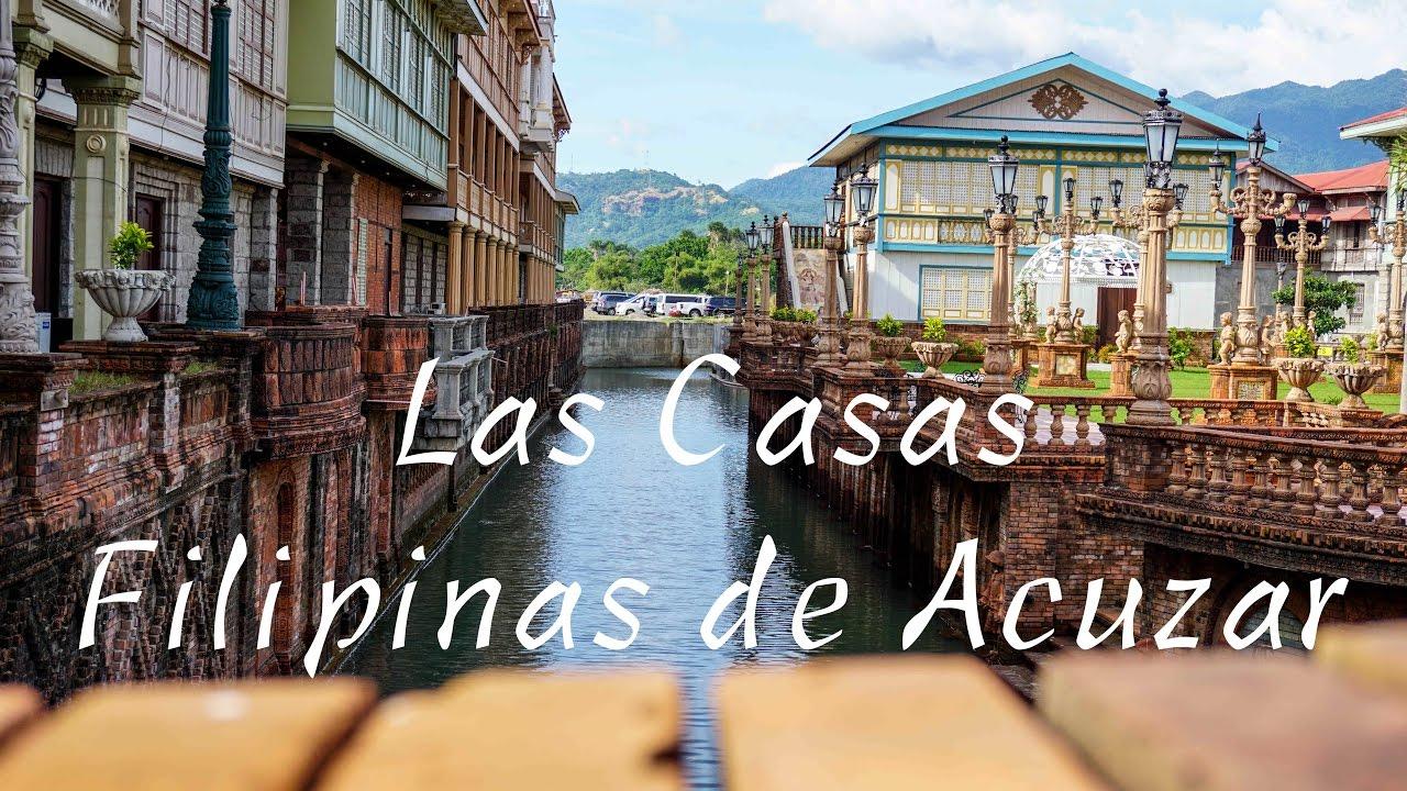 Las Casas Filipinas de Acuzar  Bataan Philippines  YouTube