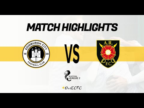 Edinburgh City Albion Rovers Goals And Highlights