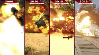 THE BIG JUST CAUSE EVOLUTION 2006 - 2018 | PC | ULTRA