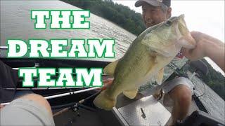 Kentucky Lake Team Bass Tournament: State Qualifier