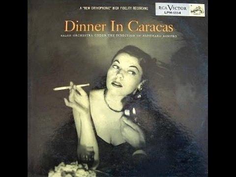 Dinner in Caracas