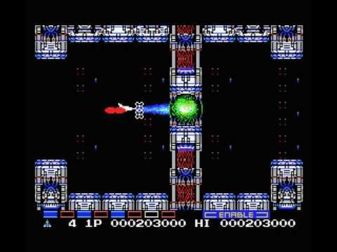 [MSX] GRADIUS 2 ボス戦 (NEMESIS 2 - Boss Run -) [STAGE1 - STAGE 7]