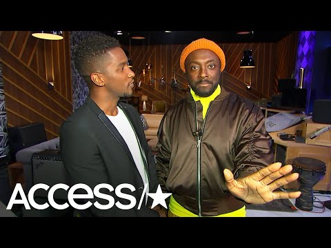 'Songland': Will.i.am Dishes On Finding The Perfect Hits For The Black Eyed Peas' New Album!