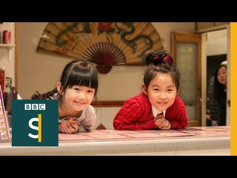 Meet the kids who grew up in Chinese takeaways - BBC Stories
