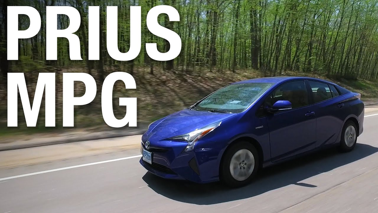 Toyota Prius Gets Record Setting 52 Mpg Consumer Reports