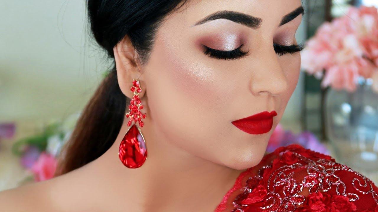 eid look 2019  party makeup tutorial  youtube