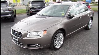 *SOLD* 2008 Volvo S80 V8 AWD Walkaround, Start up, Tour and Overview