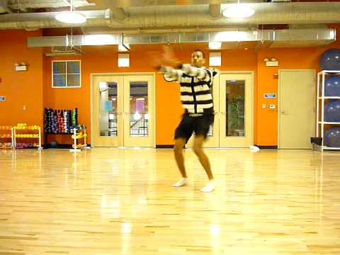 Chicago: African Dance Lesson 2