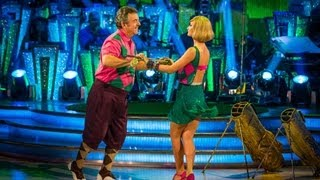 Tony Jacklin & Aliona Charleston to 'It Don't Mean A Thing' - Strictly Come Dancing - BBC One