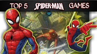 Top 5 Best Spider Man Games For Android 2017 | With Download Links |