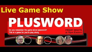 Plusword Game Show 89th Edition