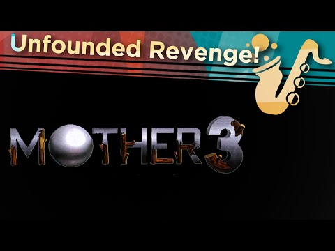 """Unfounded Revenge (From """"Mother 3"""") Soprano, Alto, and Baritone Saxophone Game Cover"""