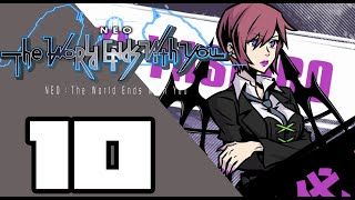 NEO: The World Ends with You -  WALKTHROUGH PLAYTHROUGH LET'S PLAY GAMEPLAY - Part 10