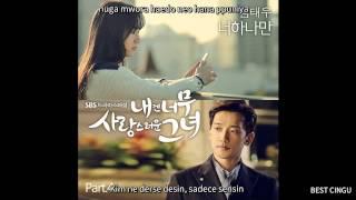 Video [My Lovely Girl OST] Kim Tae Woo - Only You Türkçe Altyazılı download MP3, 3GP, MP4, WEBM, AVI, FLV Januari 2018