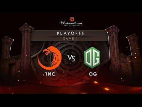 OG Vs TNC - Lower Bracket - Game 1 - The International 6