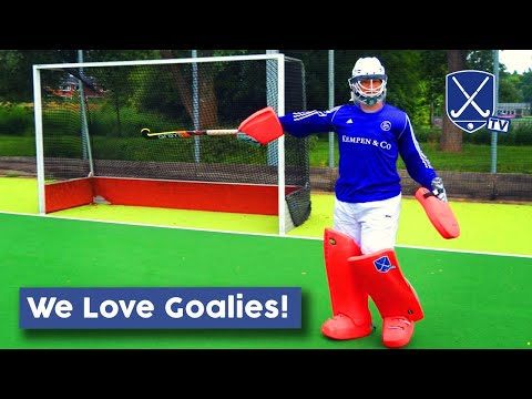 Social Distancing Goalie Drill | Hockey Heroes TV