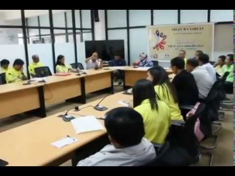 ARMM nakiisa sa paggunita ng National Disaster Consciousness Month
