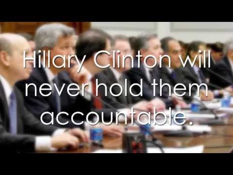 "THF - ""Hillary: Holding Them Accountable"" - Clinton's Wall Street friends"