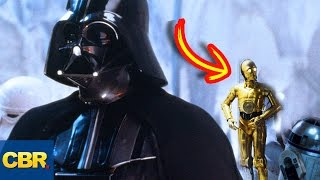4 Theories That Prove Darth Vader Was Spied On In Star Wars!