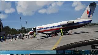 Aerofly fs2 VR   ORBX Monterey Regional Airport 25